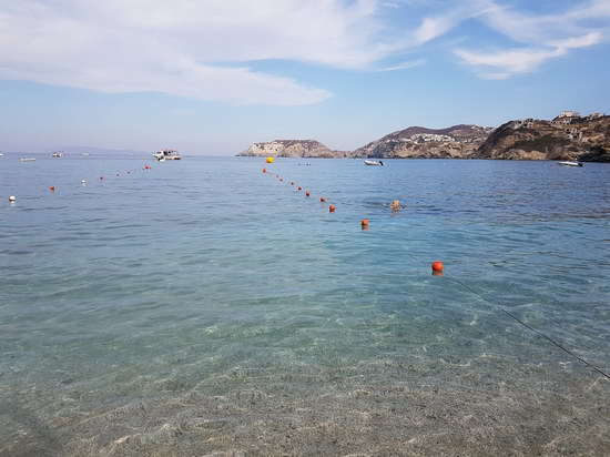 Crete - the beach of Agia Pelagia