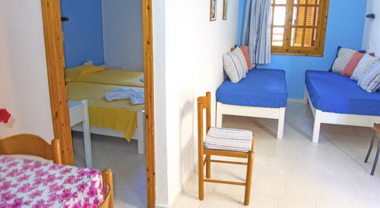 Apartments bedroom